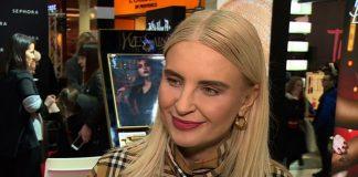 Joanna Horodyńska w makijażu stawia na brwi