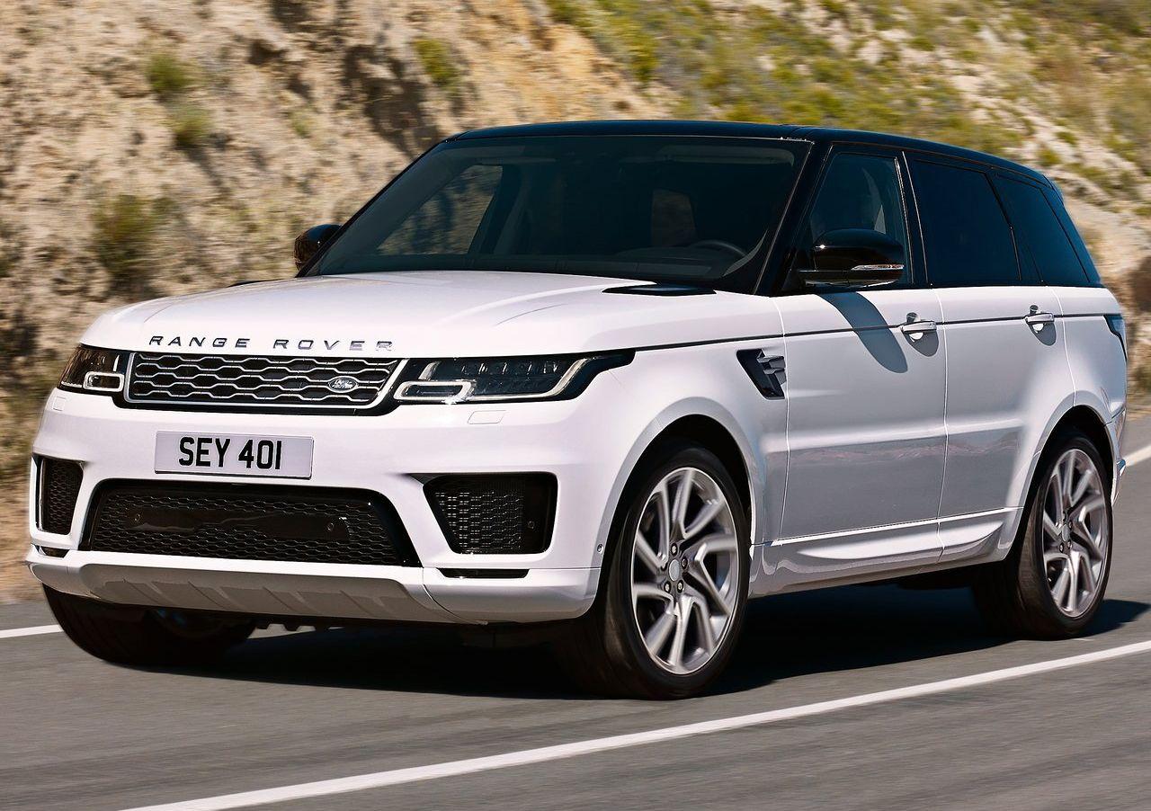 Land Rover Range Rover Sport Phev 2018