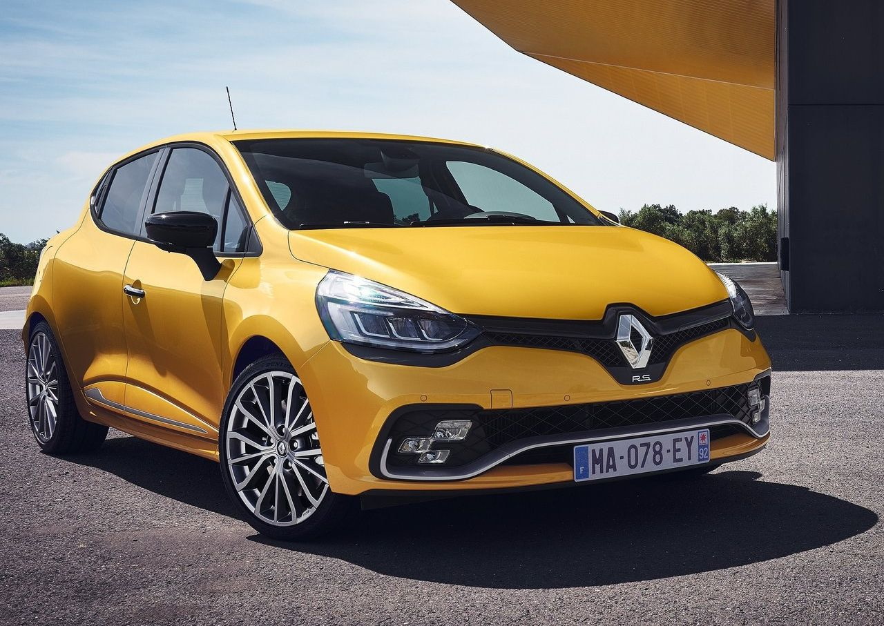 Renault Clio R.S. i R.S. Trophy – 200 / 220 KM