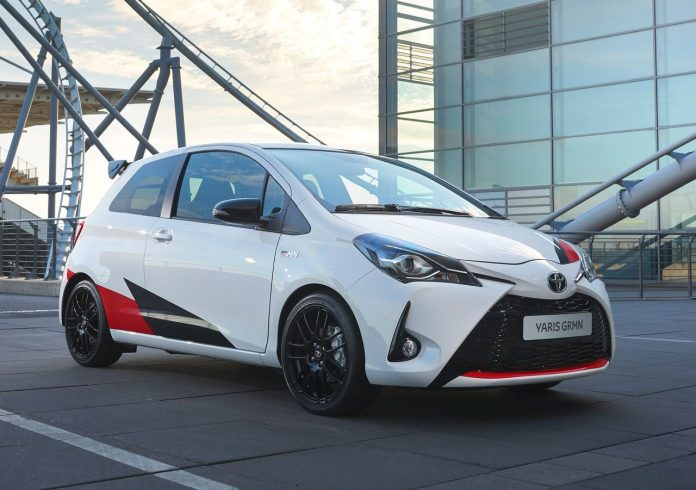 Toyota Yaris GRMN – 212 KM