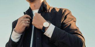 Ostatni krzyk mody - drewniane zegarki